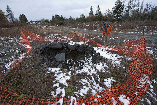 Nova Scotia, open for gold diggers | Halifax Media Co-op
