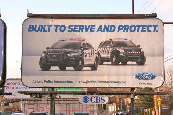 Police Car For Sale >> Big Brother Billboard? | Halifax Media Co-op