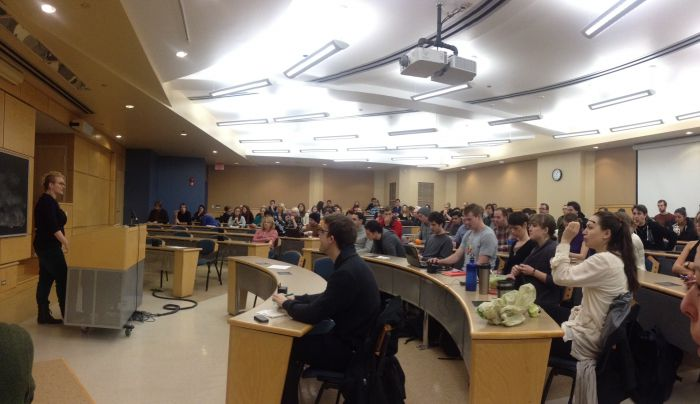 OUTLaw Speaking At The Case Against Trinity Western By Professor Elaine Craig Schulich School Of