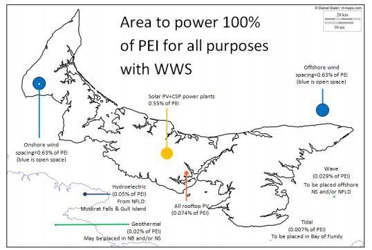 The future of renewable energy on Prince Edward Island | Halifax