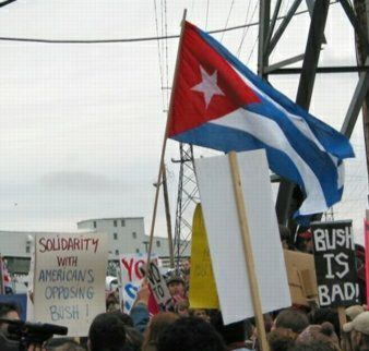 Solidarity with the Cuban people, targeted by the U.S. empire