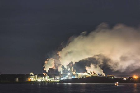 Heat Turns Up on Northern Pulp