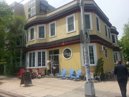 Coburg Coffee could become the third coffee shop in Halifax to unionize after Monday's vote. Photo by Stephanie Taylor