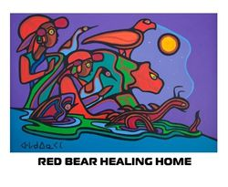 The Red Bear Healing Home Society has been providing a free answering service for homeless people and people living in poverty. It's doing it on a shoestring budget though, and Executive Director Carla Conrod wishes that government would step up its support.