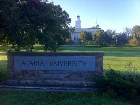 Acadia faculty rejected the university's latest offer and wants a better proposal. It's about the number of permanent jobs and money, says spokesperson Andrew Biro, but also about the quality of education. The student union shares those concerns but doesn't want to be caught up in a conflict between faculty and administration. Photo Acadia University