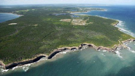 Donkin headlands. The Donkin coal mine may reopen, but at what price? Don't expect Nova Scotia media to answer that question.