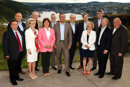 Canadian Premiers' Conference on Energy, 2015