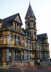 Halifax's city hall (courtesy of halifax.ca).
