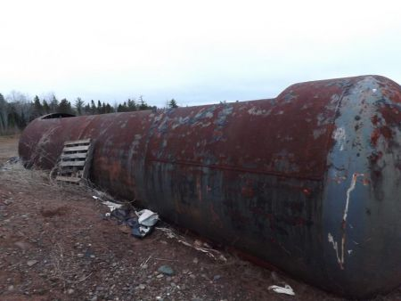 Provincial regulator abandons unreclaimed Cogmagun well site