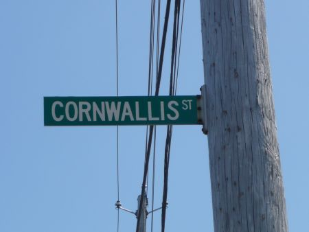 Cornwallis St, Halifax (Photo: Hillary Lindsay)