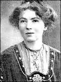 Christabel Pankhurst, suffragette & Africanist