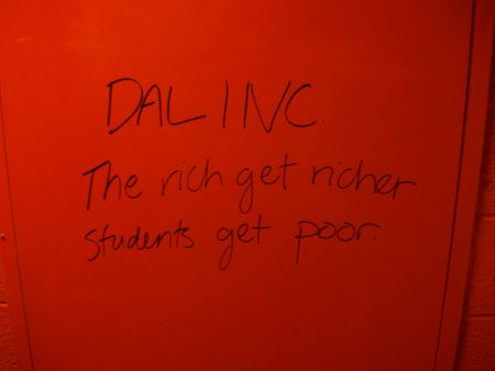 Students Battle Over NSPIRG