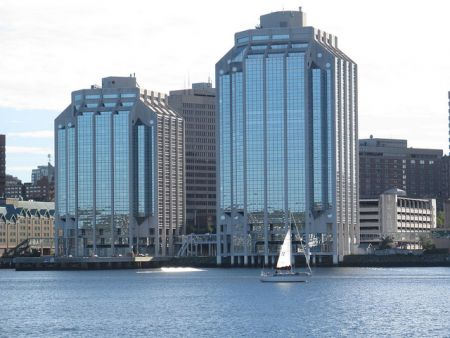 Halifax harbour - ready for business? [photo: Doug Kerr]