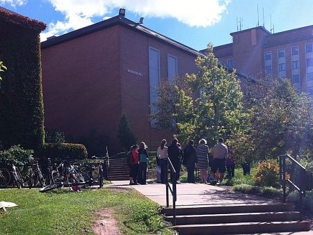 StFX community honours lost Indigenous sisters