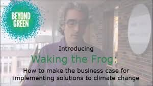 "Tom Rand, Author of ""Waking the Frog"""