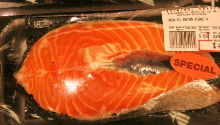 ISA-infected salmon steaks anyone? [Photo: Miles Howe]