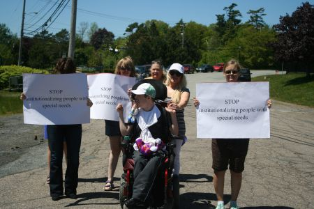 In 2013 Community Services announced major changes to how it serves people with disabilities. Now the department refuses to answer questions on its progress. Photo Robert Devet