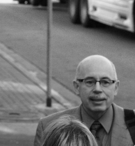 Ross Landry: Looking Grey. [Photo: Miles Howe]