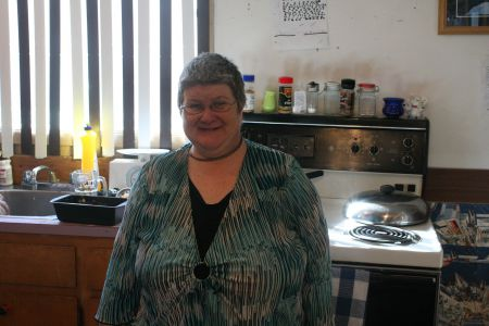 Dartmouth resident Vicki Butler is struggling to survive because Community Services suspended her Income Assistance payments for at least six weeks. Photo Robert Devet
