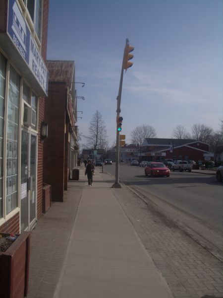 A defeated proposal for a by-law would have banned smoking on Main Street in Antigonish.