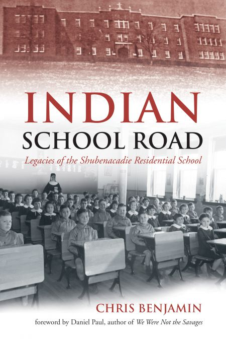 Understanding our story: two books on the Shubenacadie Residential School.