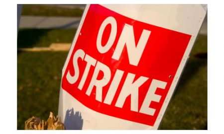 Management at the Chronicle Herald has rejected concessions offered by the Halifax Typographical Union, who have filed a 48 hour strike notice. [Photo: airstrikes.wordpress.com]