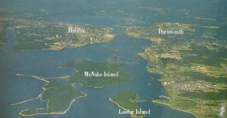 McNabs Island, a little bit of wildness just a twenty minute ferry ride from downtown Halifax. Do we realize how lucky we are? Photo Friends of McNabs Island Society
