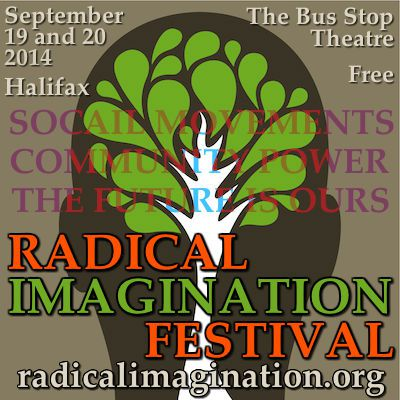 Audio for Radical Imagination Festival now available