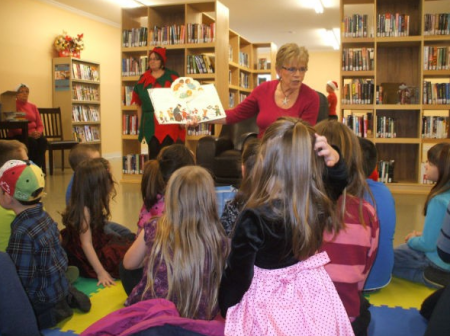 Public libraries in rural Nova Scotia are feeling the budget squeeze, and it spells bad news for the future. Photo Eastern Counties Regional Library