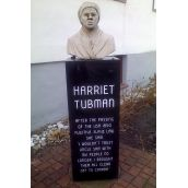 Harriet Tubman Memorial Bust defacement image 1