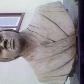 Harriet Tubman Memorial Bust defacement image 4