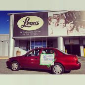 Two separate racism-related Human Rights complaints have been filed against Leon's in Dartmouth in the last year. Photo: Sima Sahar Zerehi