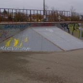 Whitney Pier. The skateboard park is a good place for free skating because it is not a barrier! and free to the public! but you have to pay for a skateboard!
