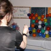 Balloon Darts could earn you many Zuppa Bucks