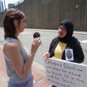 Melissa Albiani (Halifax Media Co-op), interviews Samira Taha.