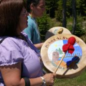 Water Walk In Solidarity With Pictou Landing Community