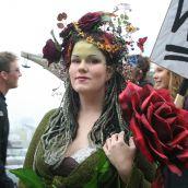 Most creative costume.  Photo Robert Devet