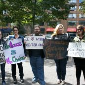 Haligonians show their support for equal access