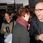 Donald MacPherson and longtime Insite supporter Kerstin Stuerzbecher