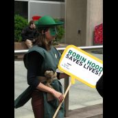 Robin Hood Saves Lives
