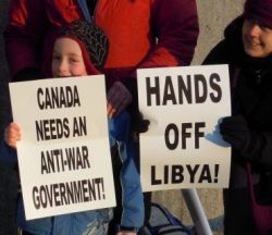 Stop the Warmongers! Reject the Halifax Chronicle Herald's Call for Invasion of Africa!