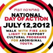 National Day of Action Against Cuts to Aboriginal Youth Programs