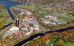 Carleton University in Ottawa