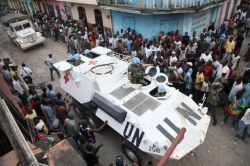 The Crush of Lies: Canada, Haiti and the Media
