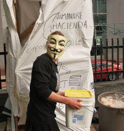 Occupy Nova Scotia Closes the Nutrient Cycle.