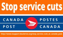 Cuts at Canada Post - What do they mean?
