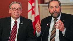 The NDP defeat under the microscope