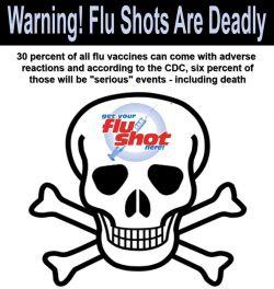 Flu Vaccine: Don't Buy The por-vaccine Hype