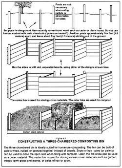 Joseph Jenkins provides this design in the Humanure Handbook