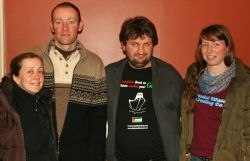 David Heap and Friends - February 15th, Halifax - Photo: Miles Howe